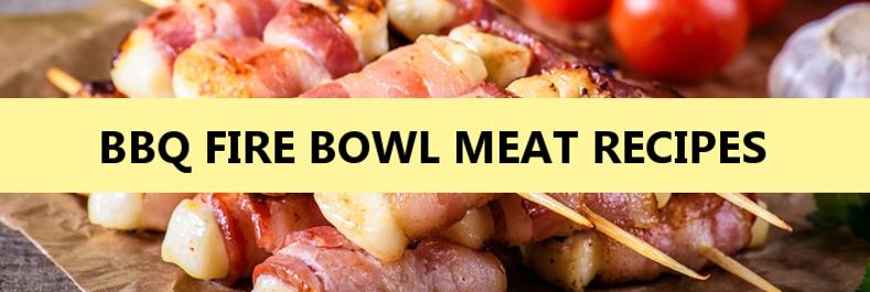 Firebowl BBQ meat