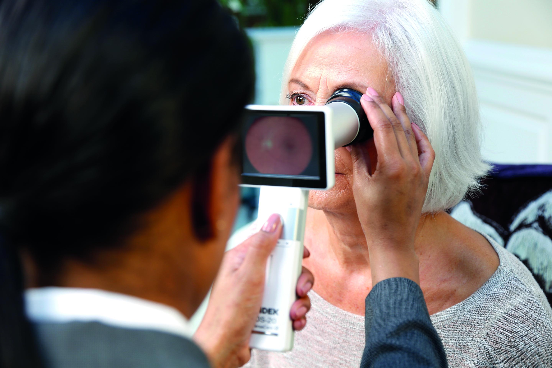 Portable Retina Scanner